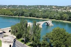 Avignon - Pont d'Avignon