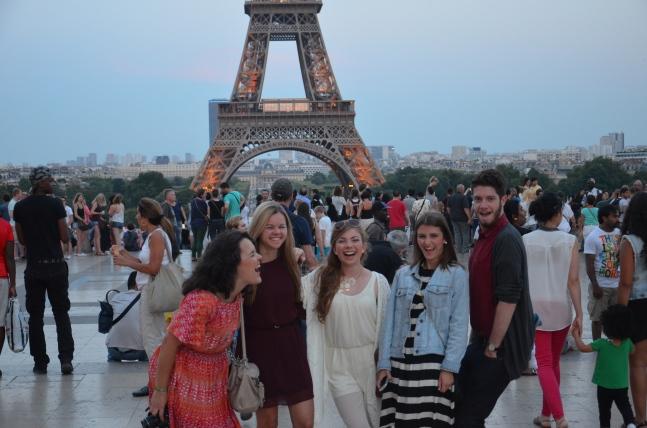 Classic Paris Pic