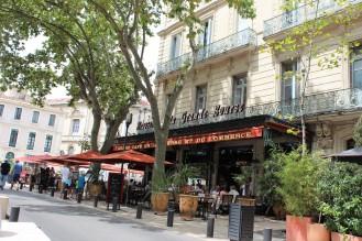 Nîmes - Café