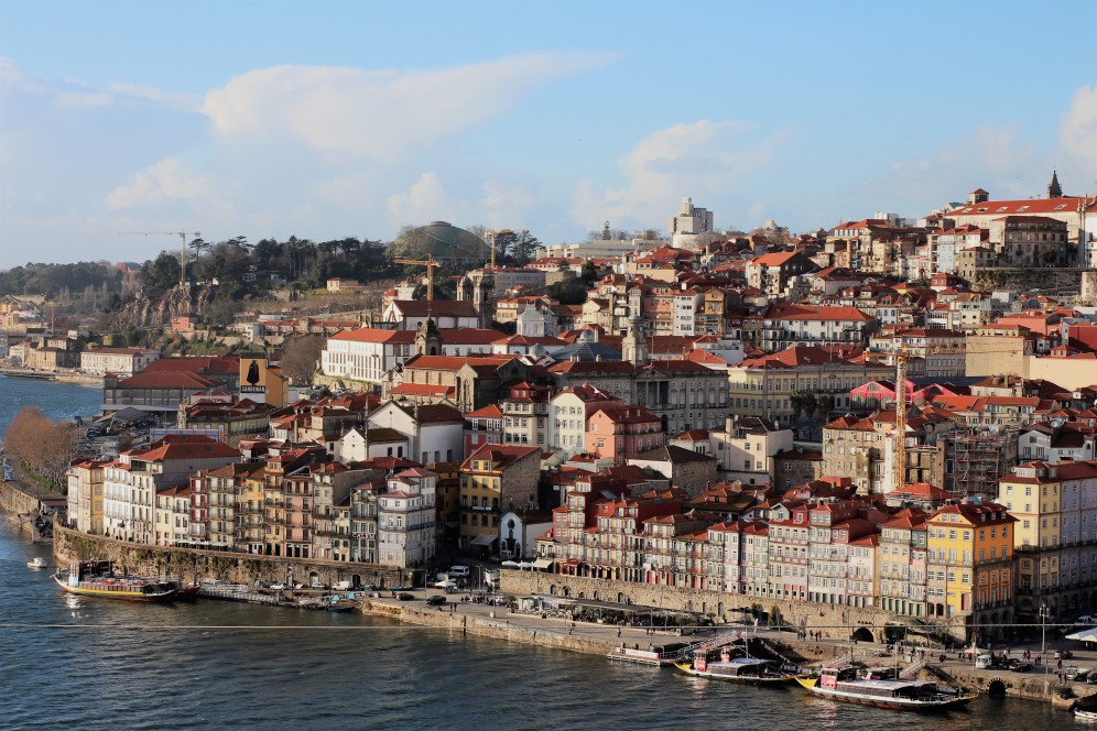 Looking good Porto