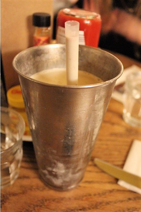 The Milkshake my dreams are made of!