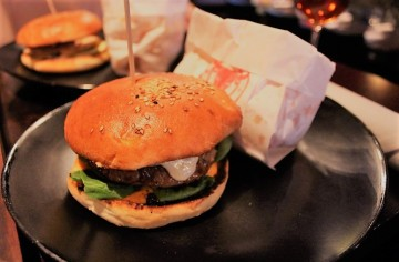 Burger from 't Koningshius are sure worth a visit when in Ghent.