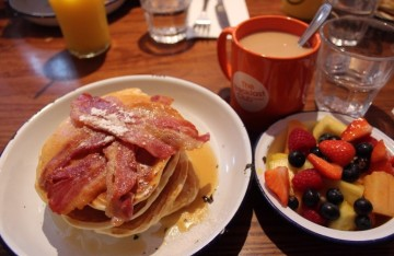 If I could marry a breakfast this would have a good chance of being the chosen one.