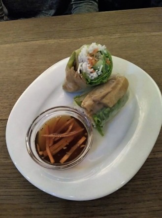 District A - Spring Rolls