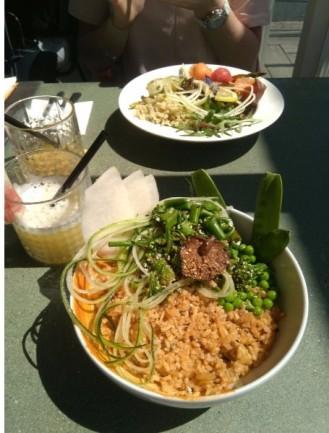 Op het Dak - Lunch