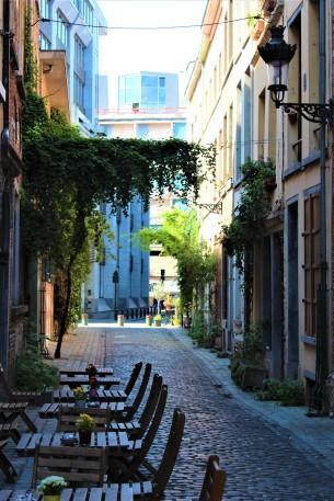 Brussels - Allyways