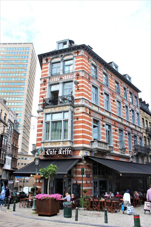 Brussels - Café