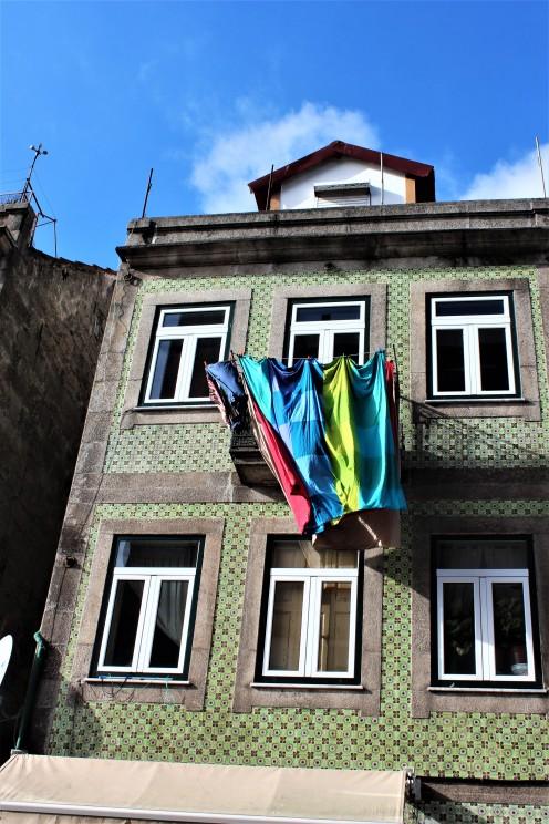 Porto - Laundry day