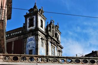 Porto - Tile Church