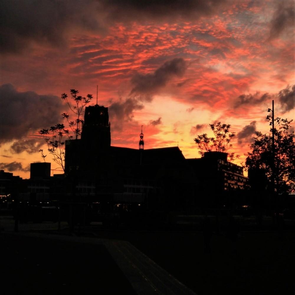 Rotterdam - Sunset 1
