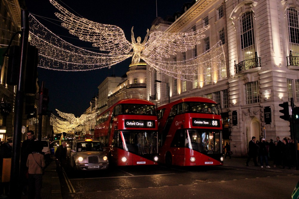 Christmas - London Regent Street