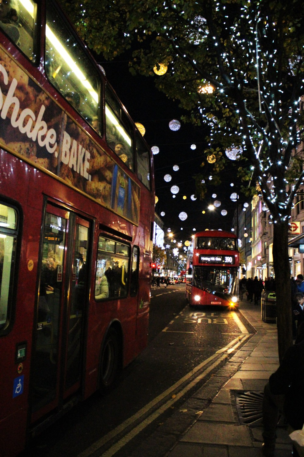 Christmas - Oxford Street 2