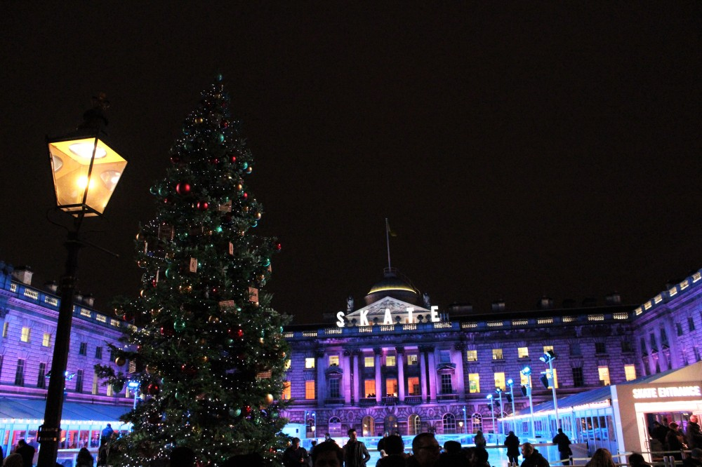 Christmas - Somerset House 2