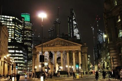 London - Bank