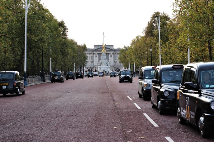 London - Buckingham Place