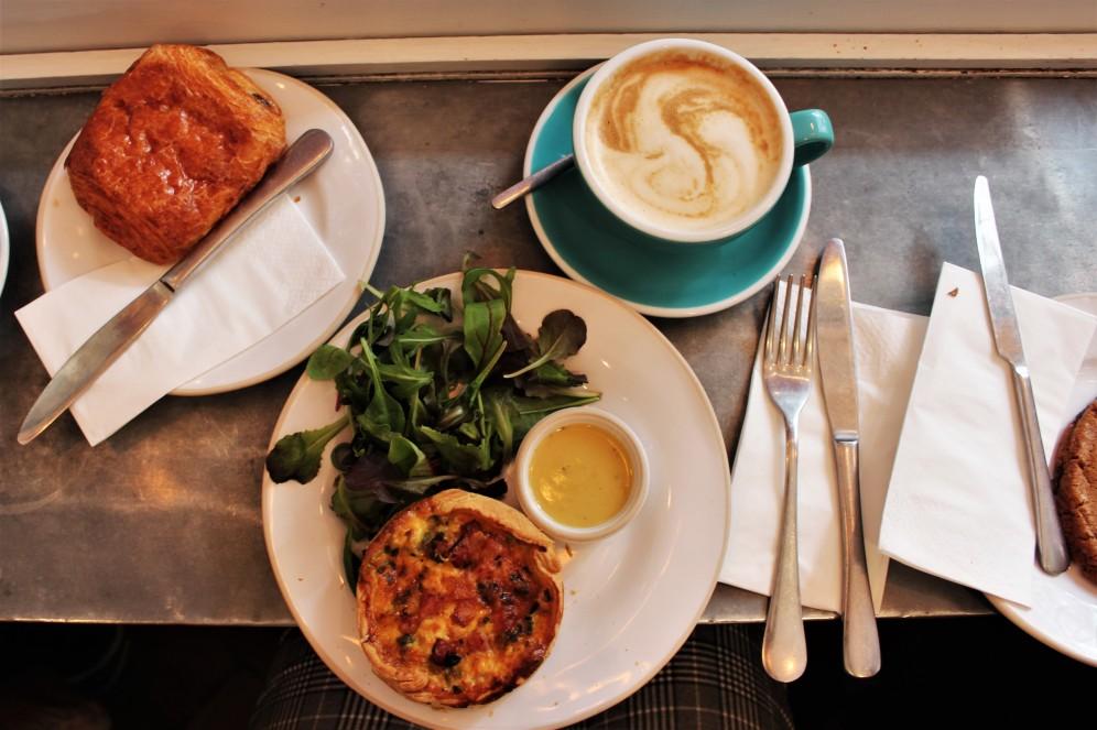 London - Gail's Bakery 2