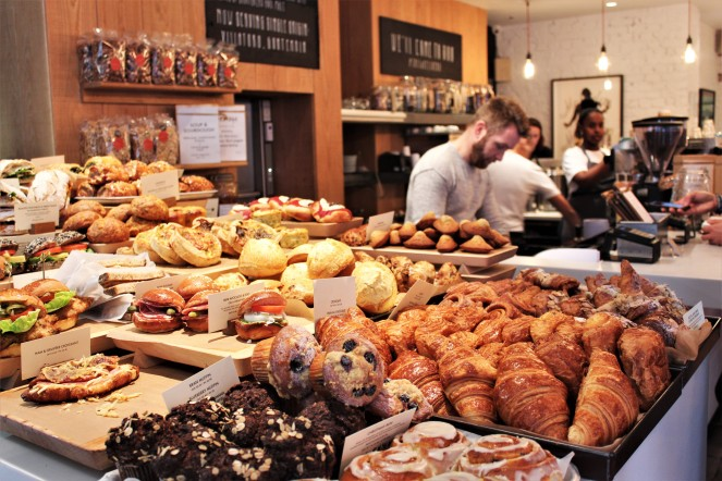 London - Gail's Bakery 4
