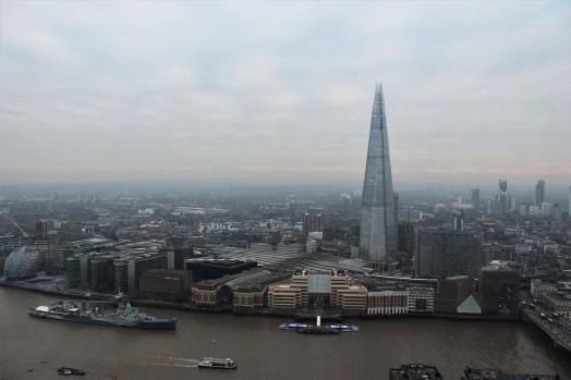 London - Skygarden Views 3