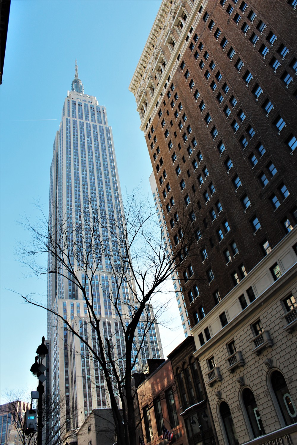 NYC- Empire State Building