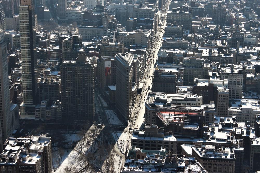 NYC - Flat Iron