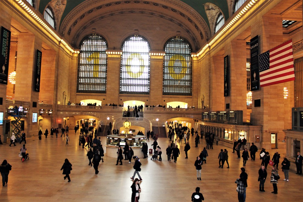 NYC - Grand Central Hall