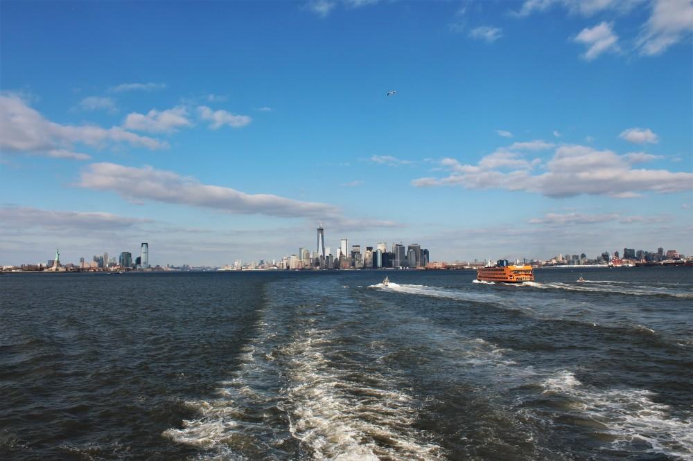 NYC - Staten Island Ferry