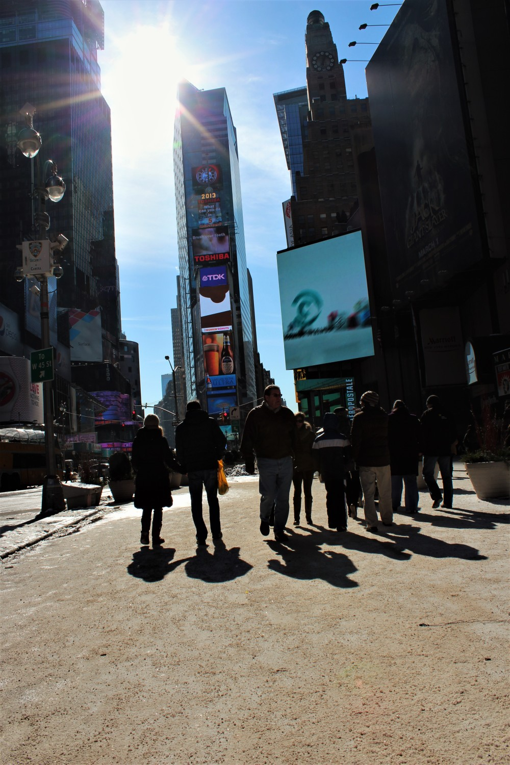 NYC - Times Square by Day