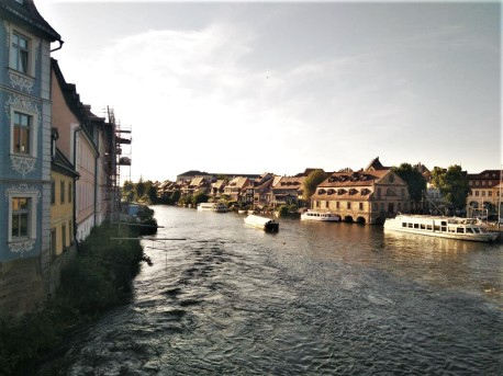 View on Little Venice from the Untere Brücke