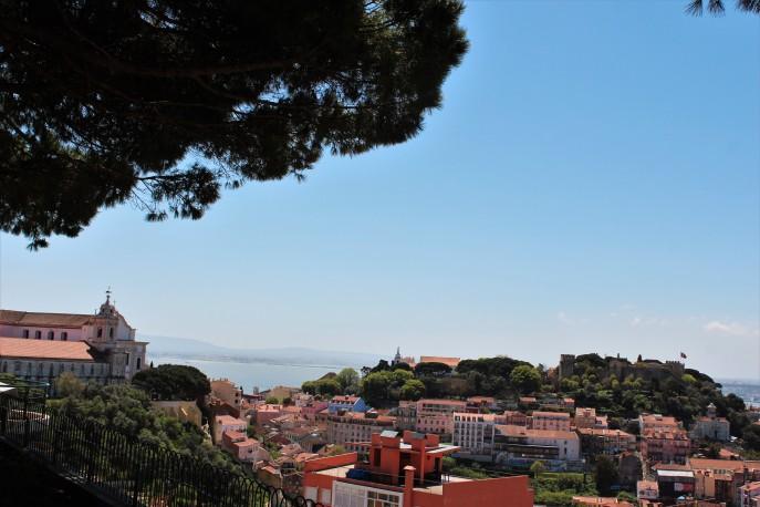 View from Miradouro de Nossa Senhora de Monte