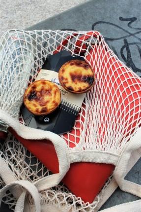 Pastéis de Nata from Manteigaria