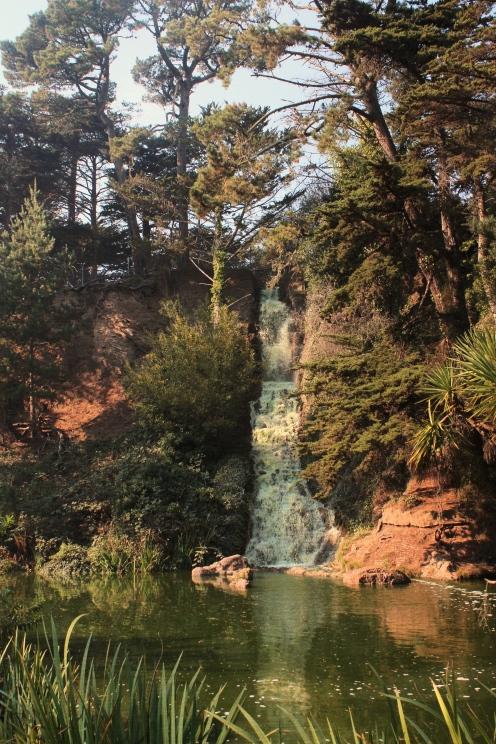 Waterfalls make everything better.